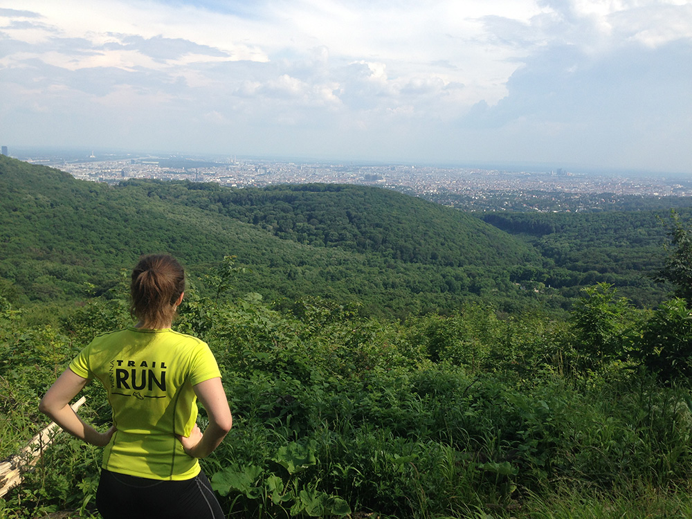Vienna Trail Run - Der erste Trail Run in Wien
